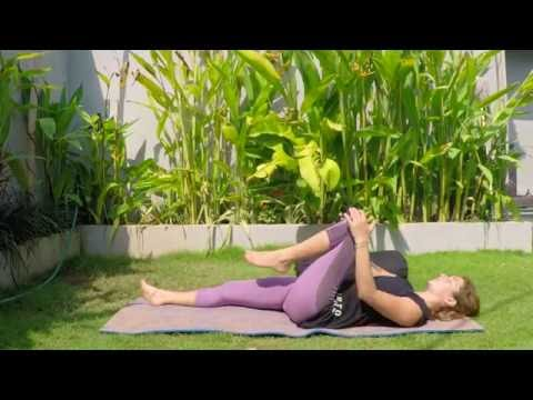 Yin Yoga for Surfers - Deep Stretch for the Hips.