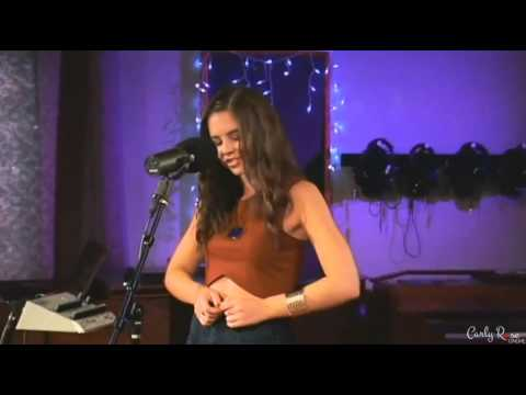 Carly Rose Sonenclar - Give Me Love (Ed Sheeran)