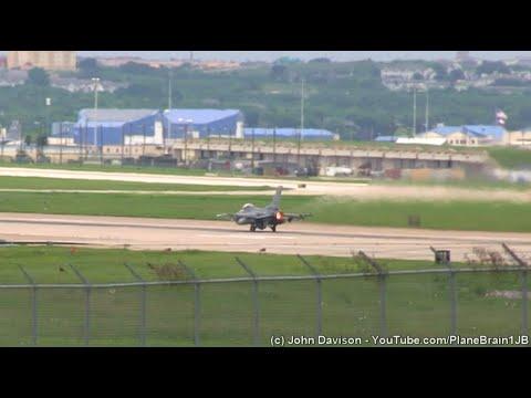 Aircraft Spotting at NAS JRB Fort Worth - 4-14-2015