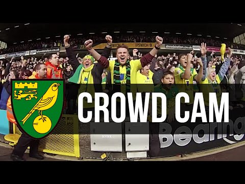 Norwich City 2-0 Ipswich: The Barclay Goes BONKERS