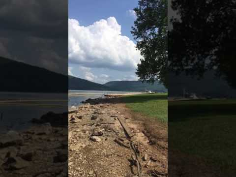 Video of Shell Mound - Nickajack Dam Reservation, TN from Shelly S.