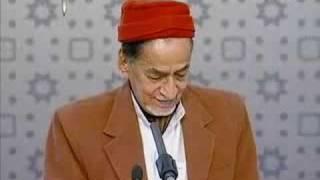 Ahmadiyya Poet Rasheed Kesrani Sahib about Anti-Ahmadiyya