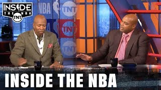Chuck Says The Clippers Won't Make the Playoffs | Inside the NBA