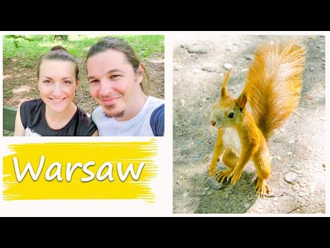TRAVEL POLAND | WARSAW Vlog 45 - The Nicest Guy in Poland!