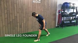 Single Leg Founder