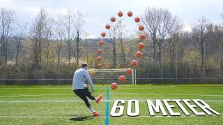 YOUTUBE RECORD: 60 Meter Crossbar Challenge