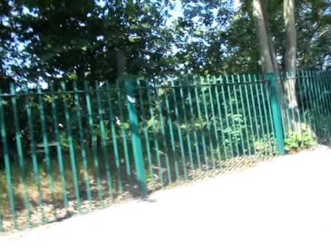 Heaton Moor Conservation Area Network Rail trees ERS