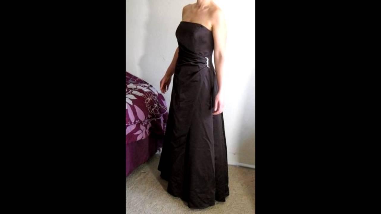 7b2a365d87a David s bridal bridesmaid 8567 1 - YouTube