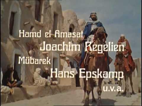 Kara Ben Nemsi Effendi Serie DE 1973 Titel