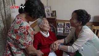 台湾老兵与大陆亲人失散70余年终于等到团聚时刻