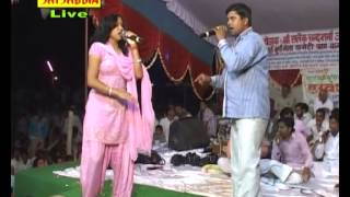HARYANVI RAGNI---Pooranmal Tera Roop Dekh Ke Hui Kaya Damadol Meri ---(PRITI SHARMA & NEERAJ SHARMA)