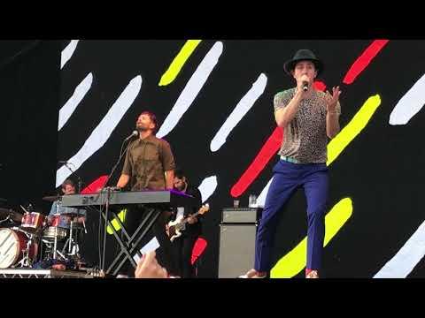 Maxïmo Park - Our Velocity [live @ Victorious Festival, Portsmouth 26-08-17]