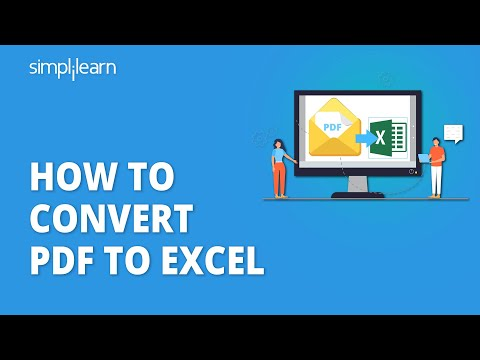 Your One-Stop Solution That Will Help You Learn How to Convert PDF to Excel