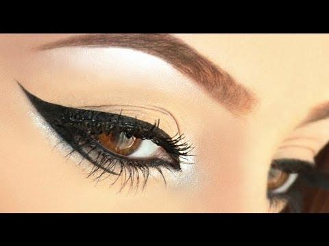 Eyeliner Sürmenin Kolay Yöntemi 60