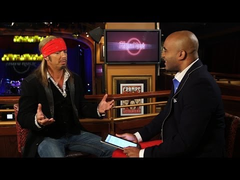Bret Michaels Discusses Career, Life & Gives Music Industry Advice