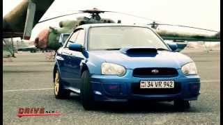 "Test drive Subaru Impreza ""Drive News"""