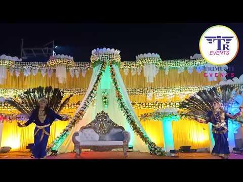 Live Patna 22/11/2019 #RadhakrishnaPerformance #WeddingDancePerformance
