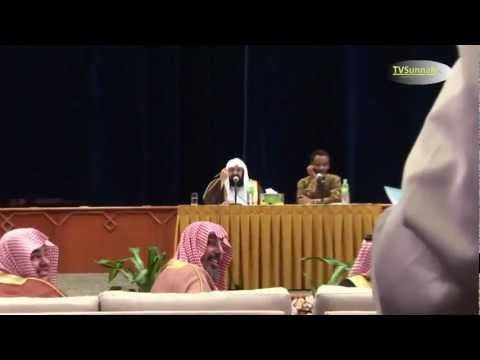 Sheikh Al Sudais Al Hadarah Al Islamiyyah Questions and Answers.flv