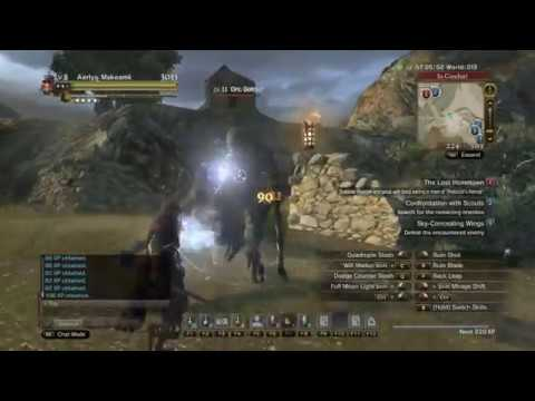 High Scepter is pretty cool [Dragon's Dogma Online]