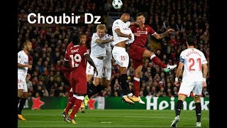 Sevilla vs Liverpool, Champions League (0-1)