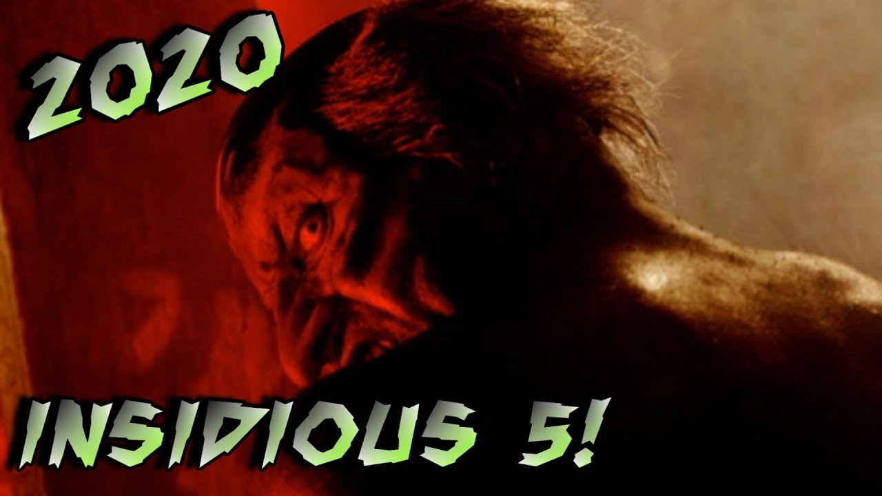 Insidious 5 New Cast Info Release Date Youtube