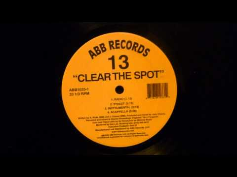 13 - Clear the Spot