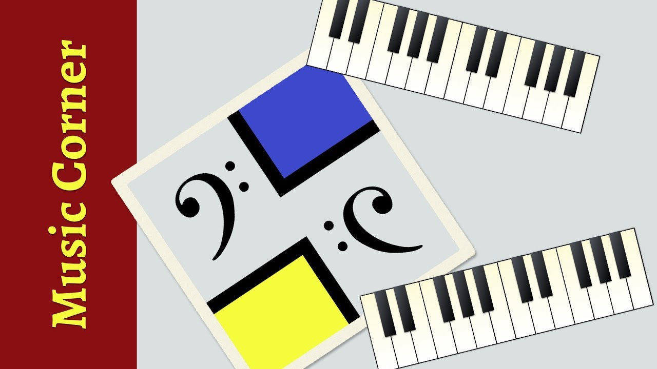 Welcome To Music Corner Animated Music Theory Videos Youtube