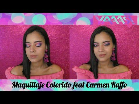 "Maquillaje Colorido con la Paletta ""Jawbreaker"" de Jefree Star feat Carmen Raffo thumbnail"