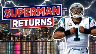 Cam Newton is BACK - Why He Will DOMINATE in the Patriots Offensive System ⚡️⚡️