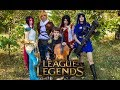League Of Legends Piercing Light Mako Remix