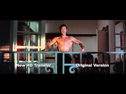Shout! Factory Bruce Lee Legacy Collection Blu-ray Comparison Video