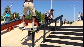 NEW SKATEPARK IN FRISCO TEXAS! Northeast Community Skatepark - Grand Opening Celebration! Video