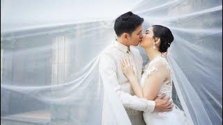 Patrick + Jhoi | A Wedding at Malate Church