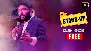Stand Up (স্ট্যান্ড আপ) | S01E01 | Slightly Virgin | Free Episode | Hoichoi Originals