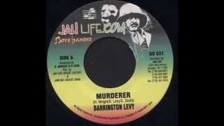 Barrington Levy - Murderer (Boston Rodriguez Instrumental Dub)