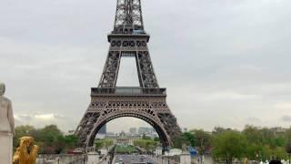 Paris,  France -La Vie en Rose- HD