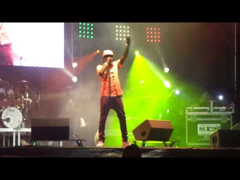 Popcaan Performing Only Man She Want Live