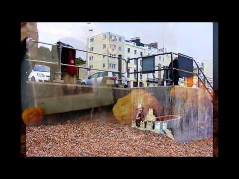DJ V UK & Banksy Art Show PART2 HDV