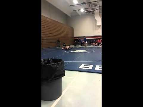 113 lbs. Magna vista v. Dan river @ magna vista high school wrestling