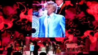 Rod Stewart LIVE!  BEST CONCERT EVER!!!