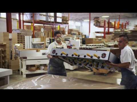 Check Out How Tornado Foosball Table Are Made!