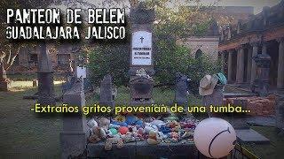 ALGO SUCEDE EN PANTEÓN DE BELÉN GUADALAJARA JALISCO