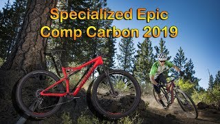 Specialized Epic Comp Carbon 2019 Red 90319-5303