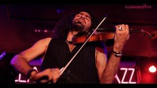 "Ara Malikian y Fernando Egozcue Quintet "" Manu "" Clamores TV"