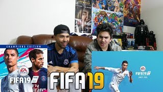 FIFA 19 | Official Reveal Trailer with UEFA Champions League Reaction