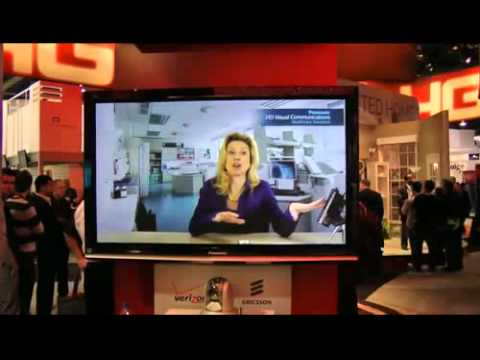 Panasonic KX-VC500 HD Video Conferencing System - Demo