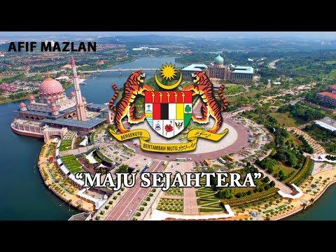 "Malaysia State Anthem: Federal Territories - ""Maju Sejahtera"""