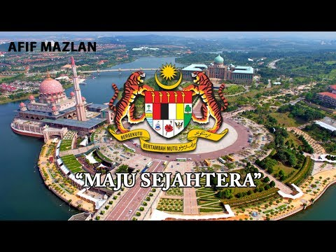 Malaysia State Anthem: Federal Territories -
