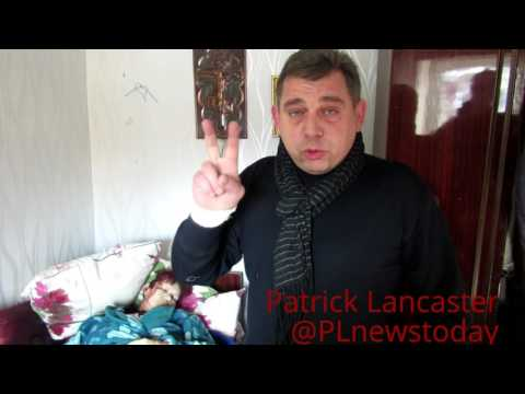 Breaking News:  Woman killed by artillery fire in Donetsk (ENG SUBS)