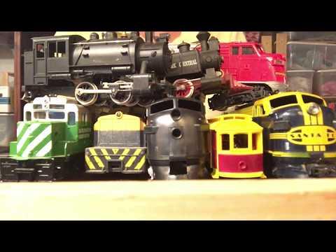 Ebay Ho Train Haul